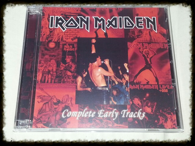 IRON MADEN / COMPLETE EARLY TRACKS_b0042308_2123476.jpg