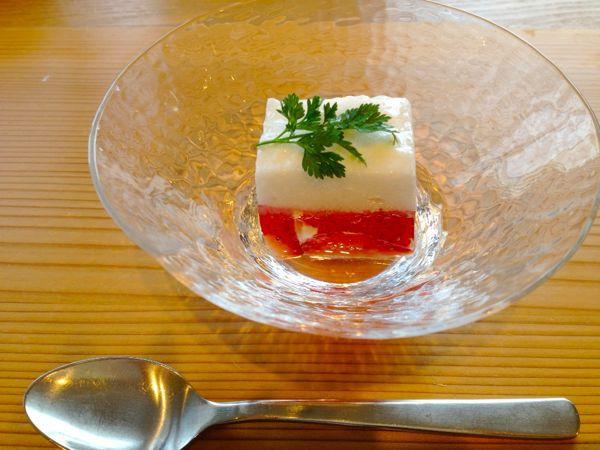 秋篠の森  食の円居  なず菜_e0292546_21124986.jpg