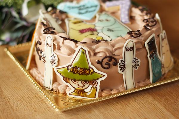 ムーミンのお誕生日ケーキ_f0149855_17522458.jpg