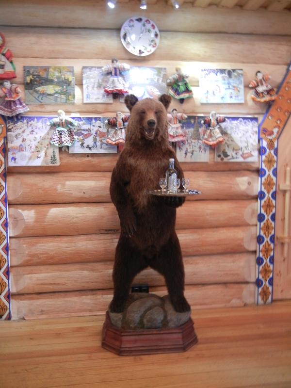 '13,3,10(日)ロシア旅⑪プーチン大統領お気に入りのレストラン!_f0060461_20212525.jpg