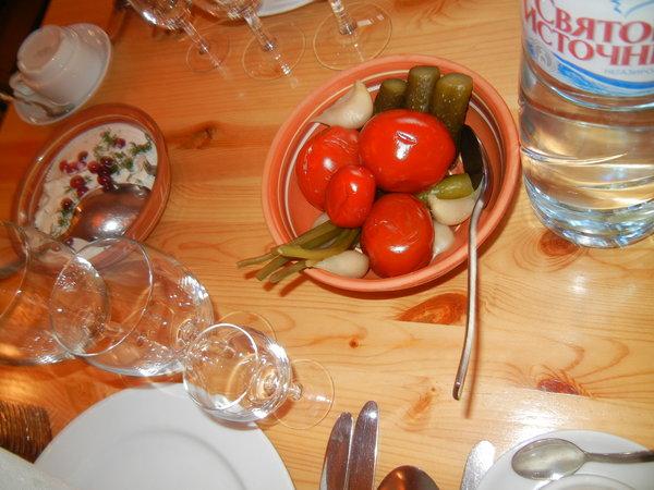 '13,3,10(日)ロシア旅⑪プーチン大統領お気に入りのレストラン!_f0060461_20302630.jpg