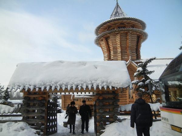 '13,3,10(日)ロシア旅⑪プーチン大統領お気に入りのレストラン!_f0060461_20515257.jpg