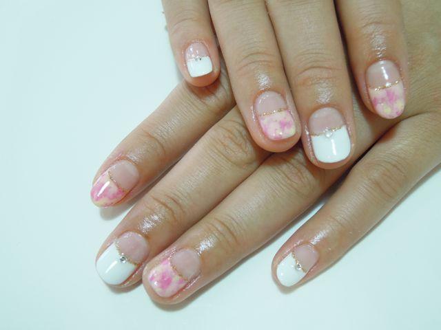 Pickup Nail~Pink_a0239065_15325977.jpg