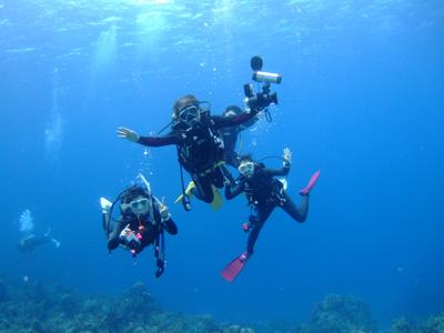 カリブ海の魚たち♪              COZUMEL/MEXICO_e0184067_1765224.jpg