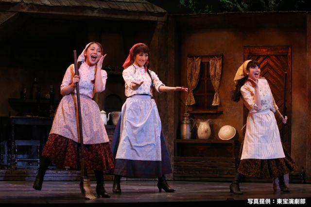今年初観劇は『屋根の上のヴァイオリン弾き』舞台通し稽古!_e0258469_8441198.jpg