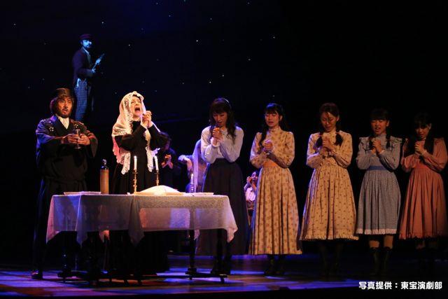 今年初観劇は『屋根の上のヴァイオリン弾き』舞台通し稽古!_e0258469_844934.jpg