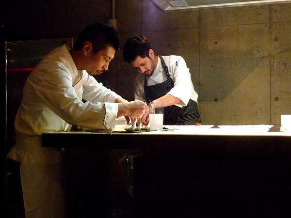 要町 : エルブリの哲学。日本、南米、世界。 「81 RESTAURANT」_e0152073_12304444.jpg