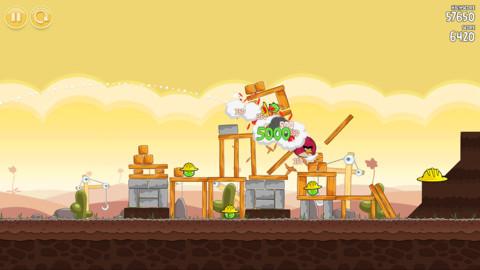 累計10億ダウンロードされた超人気ゲームアプリ「Angry Birds」が無料になってる!!_d0174998_10214051.jpg