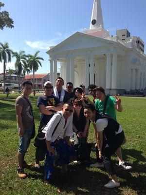 トミー 海外研修旅行 IN マレーシアペナン島 2日目前編2013年2月_b0127002_15444418.jpg