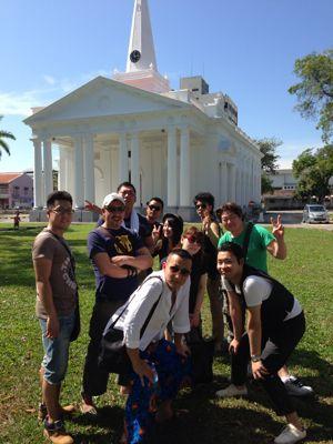 トミー 海外研修旅行 IN マレーシアペナン島 2日目前編2013年2月_b0127002_15444588.jpg