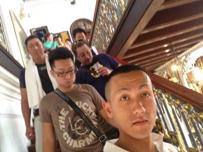 トミー 海外研修旅行 IN マレーシアペナン島 2日目前編2013年2月_b0127002_1948337.jpg