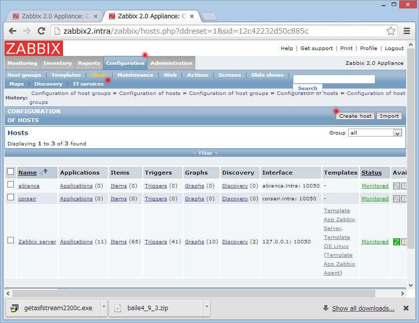 Zabbix2 で linux サーバーを管理する_a0056607_762533.jpg
