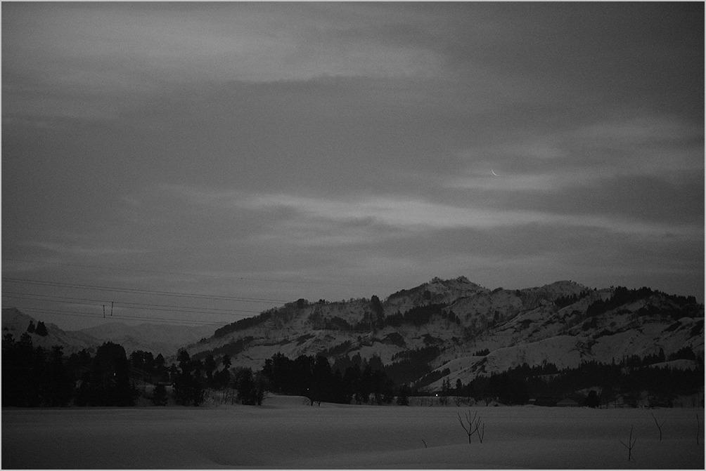 魚沼 残雪 #DP3 Merrill #LEICA M Monochorome_c0065410_21561374.jpg