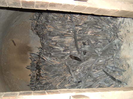 竹炭窯チェック  in  (ピアッツア5) _c0239329_21591752.jpg