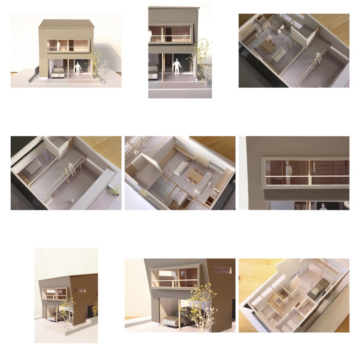 1/50の模型が完成しました。_f0165030_10433675.jpg
