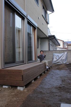 長期優良&そよ風「市川の家」外構工事の様子_f0170331_13462574.jpg