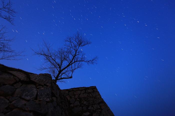 城跡で星撮影_a0294534_20134471.jpg