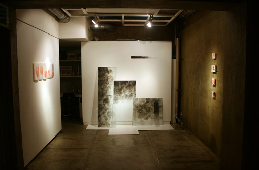 Special Solo Exhibitionはじまりました。_c0096440_1127086.jpg