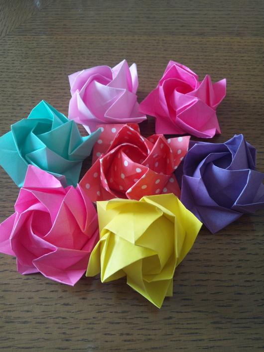 すべての折り紙 折り紙メダルの作り方 : 折り紙のお花55選。種類別に ...