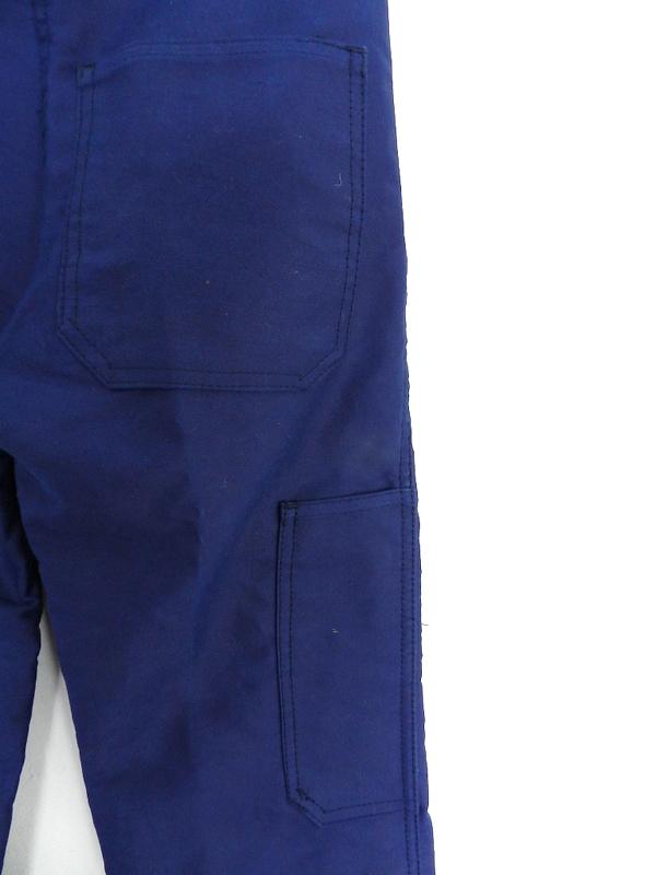French mole skin pants ink blue squat version_f0226051_12312824.jpg