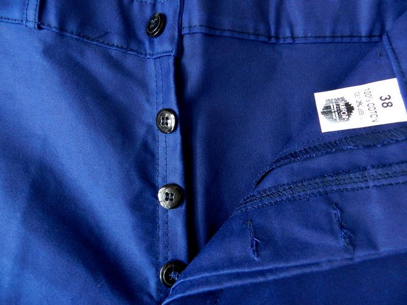 French mole skin pants ink blue squat version_f0226051_12314967.jpg