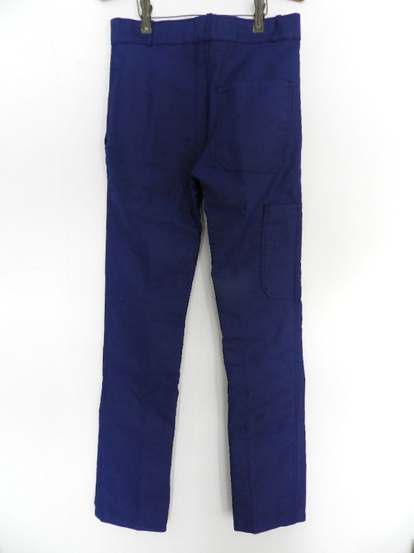 French mole skin pants ink blue squat version_f0226051_1231687.jpg