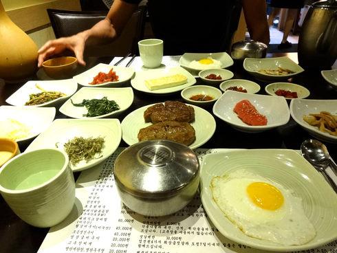8月のソウル旅行 その4  「イエンナルチプ」で絶品明太子♪_f0054260_2148486.jpg