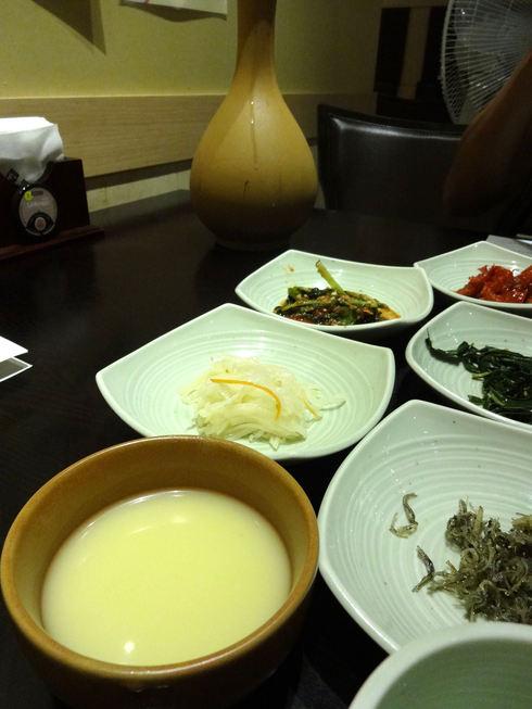 8月のソウル旅行 その4  「イエンナルチプ」で絶品明太子♪_f0054260_2152475.jpg