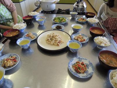 元気な中高生と一緒にご飯とお味噌汁を作りました!_b0252363_174225.jpg