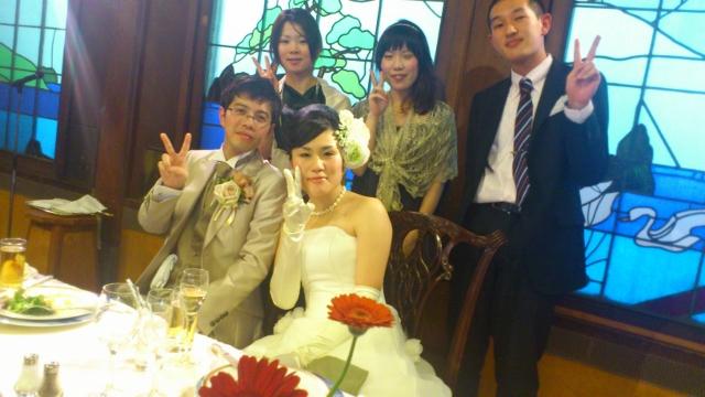 結婚式♡_c0026674_149425.jpg