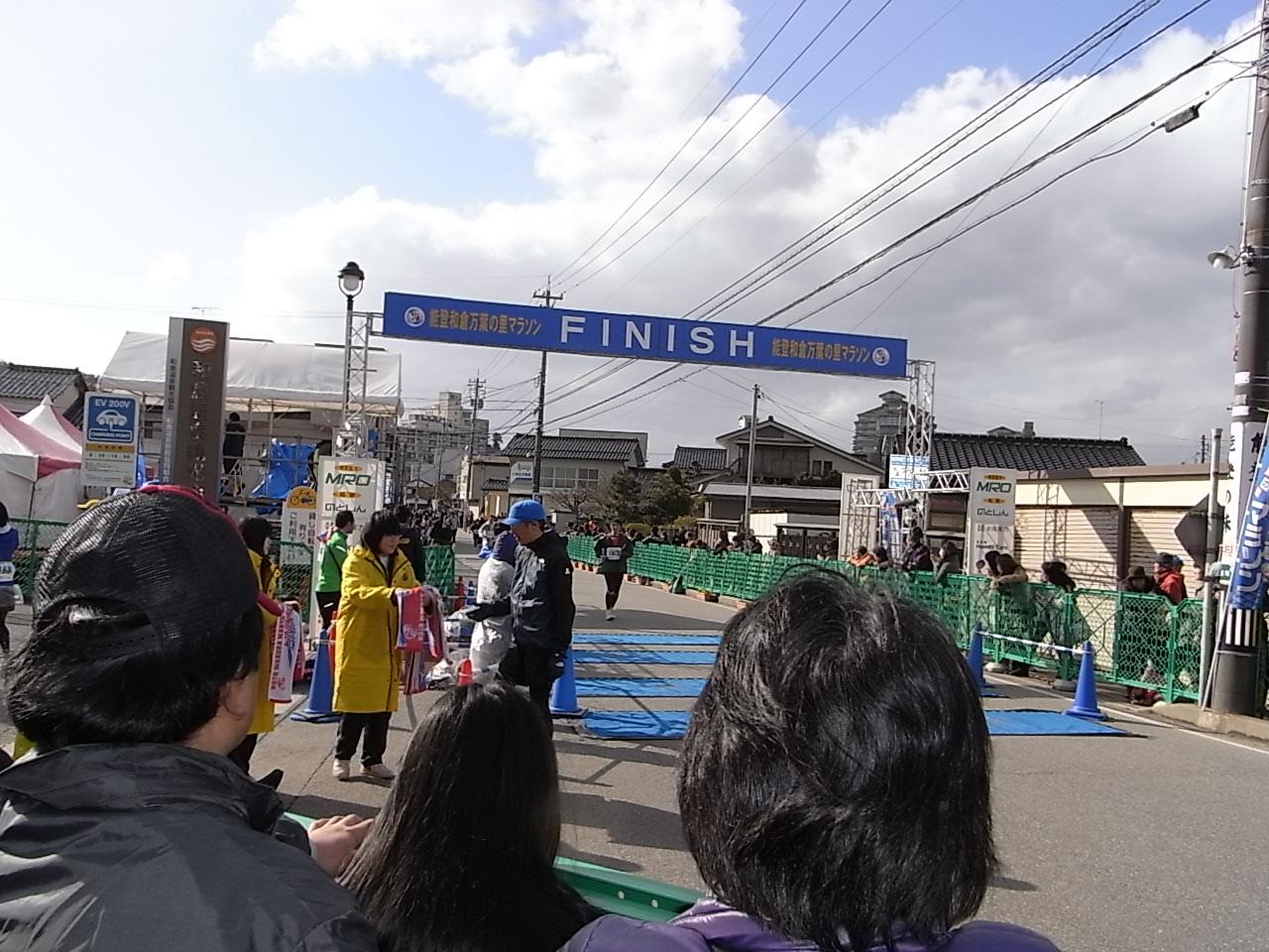 能登和倉万葉の里マラソン2013~初フルマラソン_c0194417_15102487.jpg