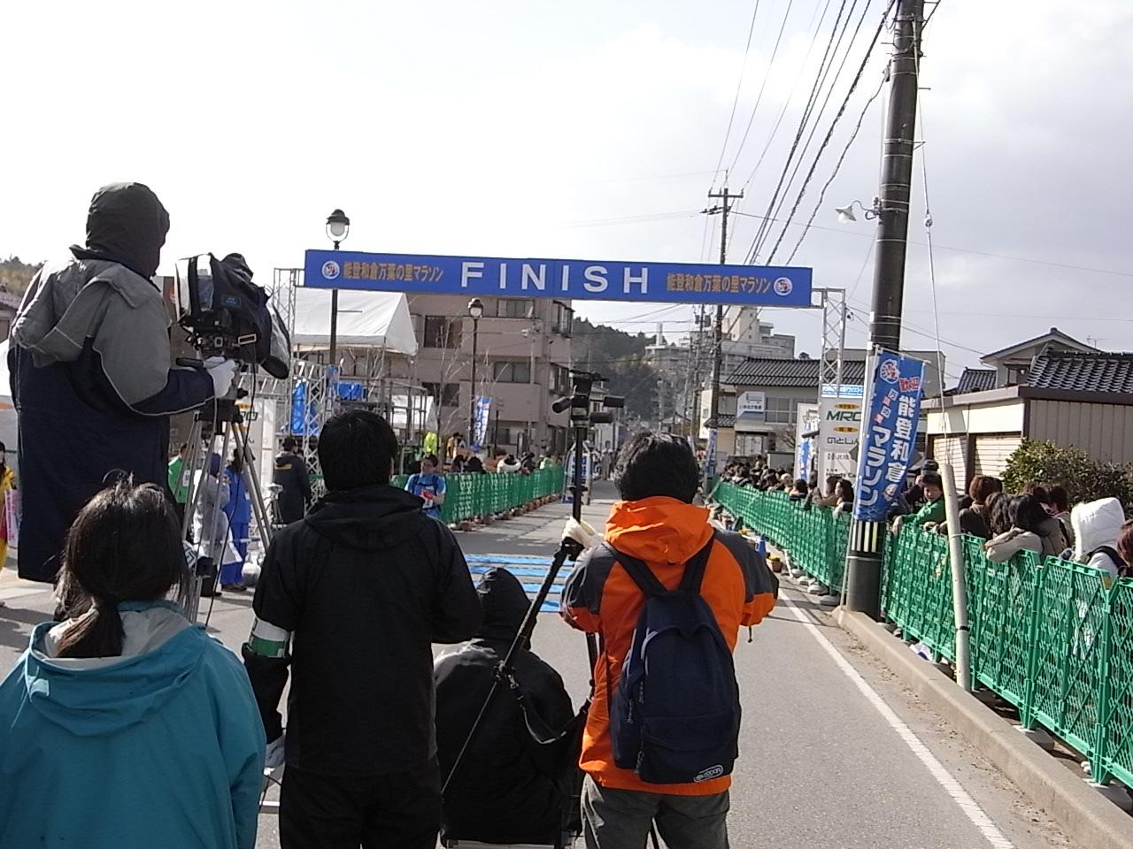能登和倉万葉の里マラソン2013~初フルマラソン_c0194417_15104938.jpg