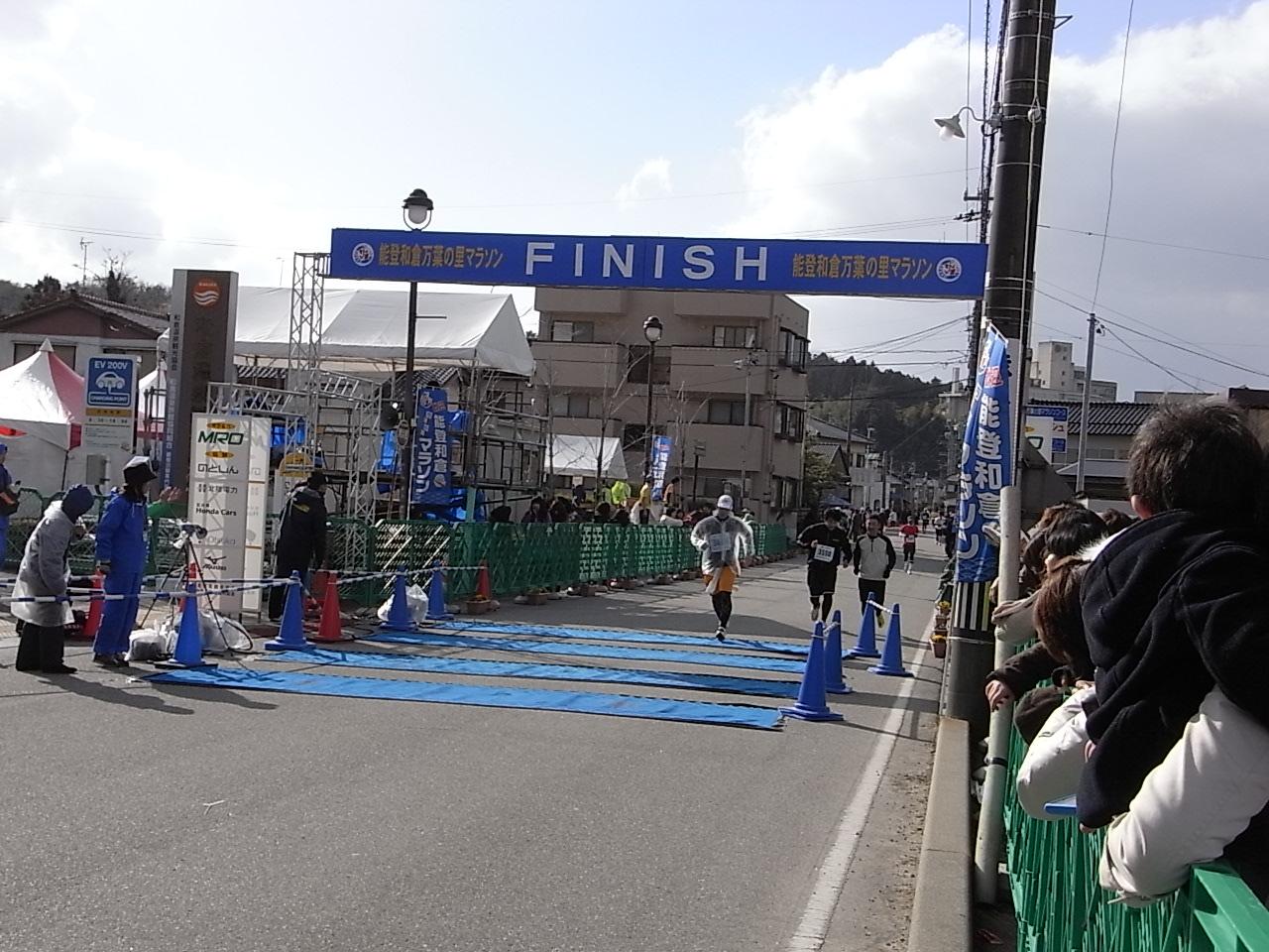 能登和倉万葉の里マラソン2013~初フルマラソン_c0194417_151172.jpg