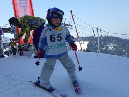 第6回 親子deスキー大会 無事終了!_f0101226_14211562.jpg