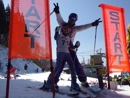 第6回 親子deスキー大会 無事終了!_f0101226_14403025.jpg