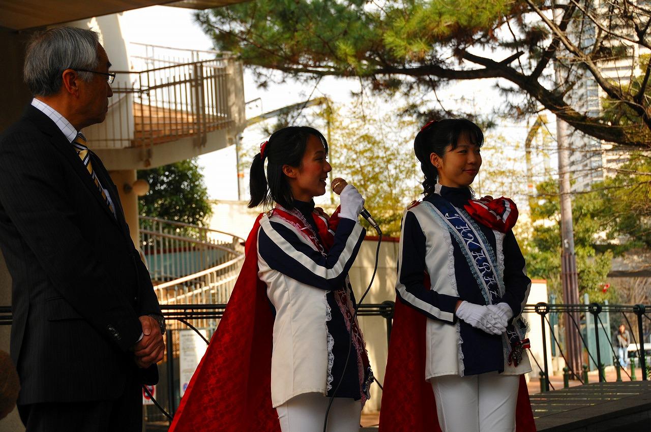 **すみれ植え付け〜浜松市との交流〜**_a0218340_1639411.jpg