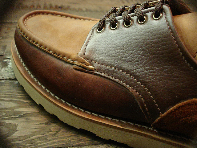 "NEW : RUSSELL MOCCASIN CO. [""PREMIER\"" COUNTRY OXFORD]&[FISHING OXFORD / Chromexell ] !!_a0132147_4101885.jpg"