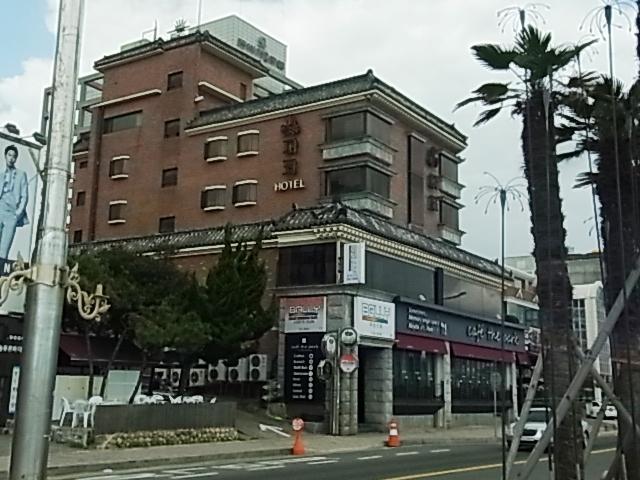4日目 アクアパレスホテル Watermax チムジルバン サウナ 広安里_e0141982_1194356.jpg