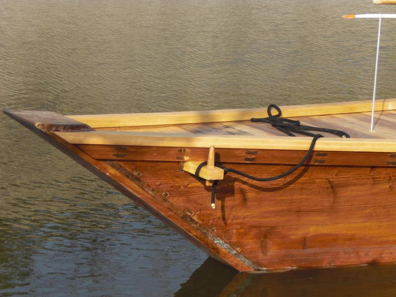 姫路城のお濠に和船 その1 船大工さんに聞いてみた_c0013687_8362897.jpg