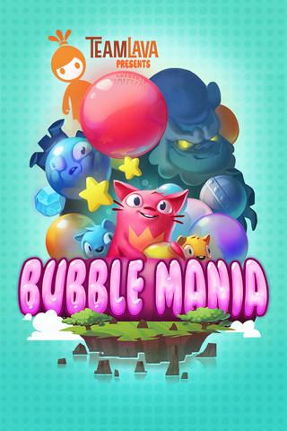 Facebookの友達と競える!操作性抜群のiPhoneアプリ「バブルマニア™」(無料)_d0174998_13193629.jpg