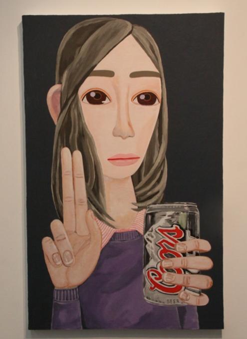 NY最大のアートフェア、アーモリー・ショーで気になった作品_b0007805_901949.jpg