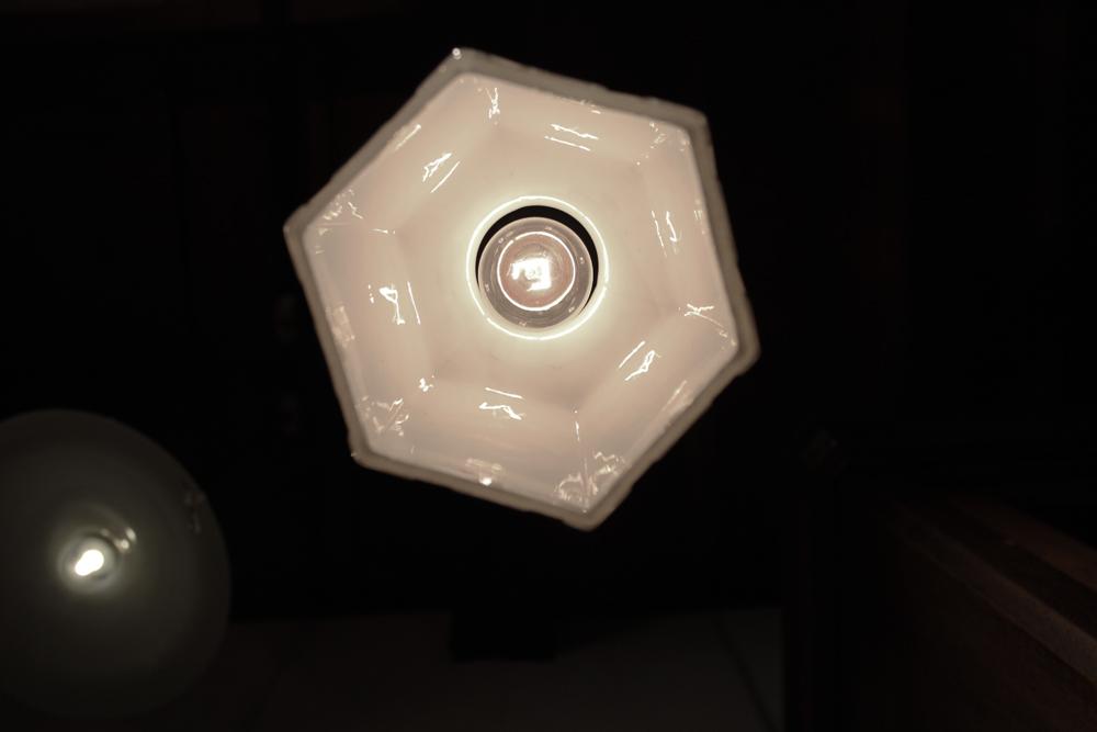 『昭和初期吊り下げ照明』_f0192906_0122152.jpg