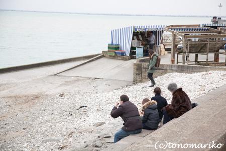 モンサンミッシェルのグルメと牡蠣スタンド_c0024345_207245.jpg