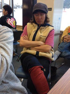 プロ戦☆福島 たかつえスキー場_c0151965_21381855.jpg