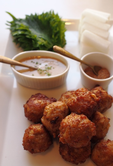 豚肉団子と豆腐焼餅_e0148373_14514418.jpg
