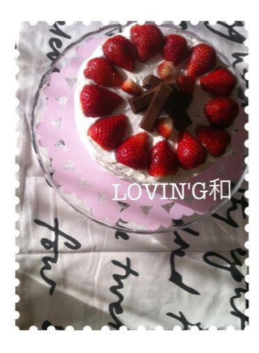お誕生日パーティ♡_a0210776_2341567.jpg