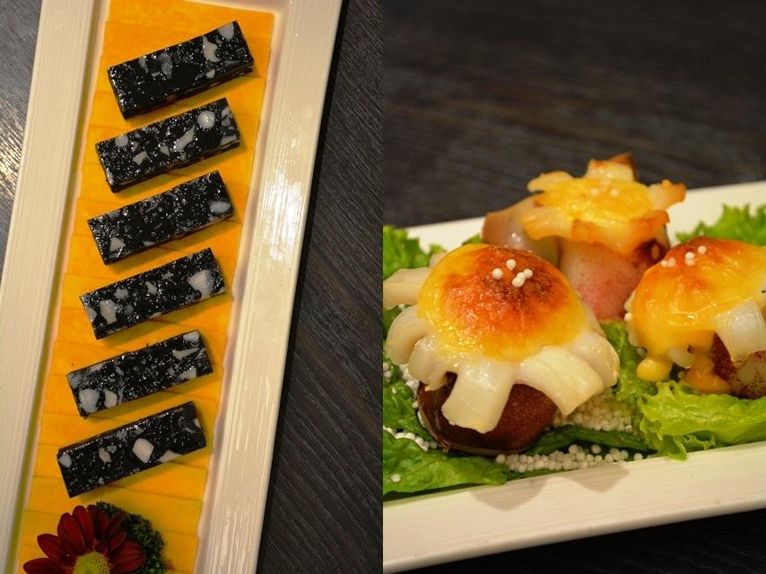 食在有趣 台湾、美食めぐり① 台北編 寬巷子QUANの花芸火鍋_b0053082_8332046.jpg