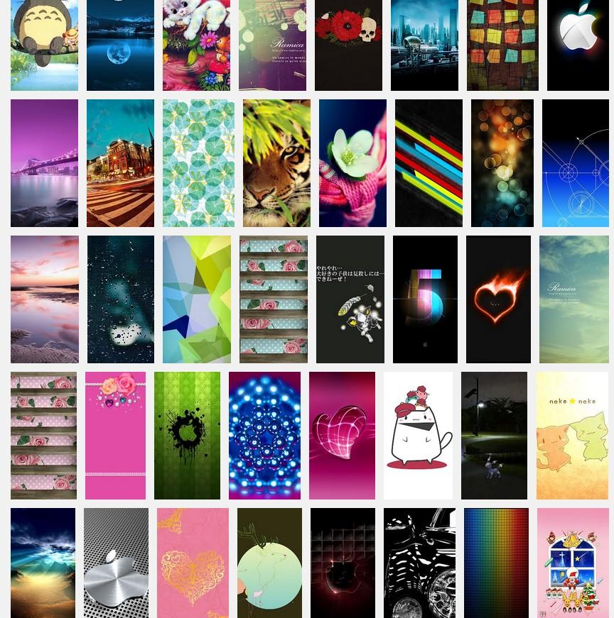 【無料】超カンタン!iPhone 5用の壁紙を探す方法!!iPhone 4Sサイズも使える方法です。_d0174998_1150372.jpg
