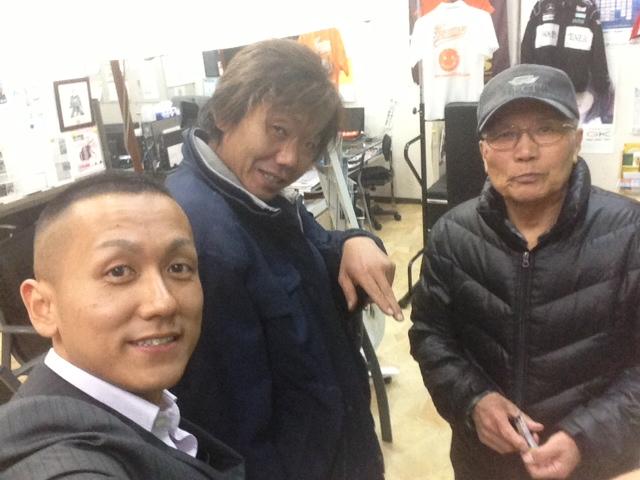 ランクル 札幌 ジャイアン捕まる!?_b0127002_19343432.jpg