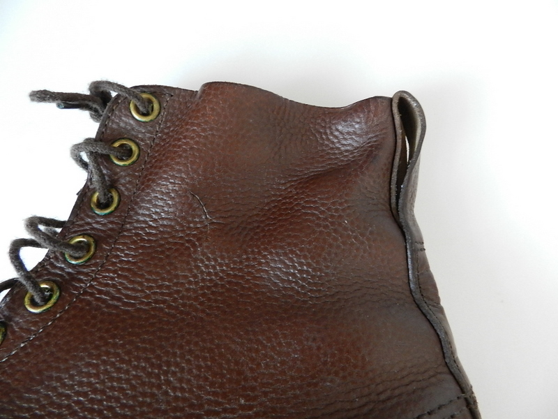 Swedish army 40's brown boots_f0226051_1361621.jpg